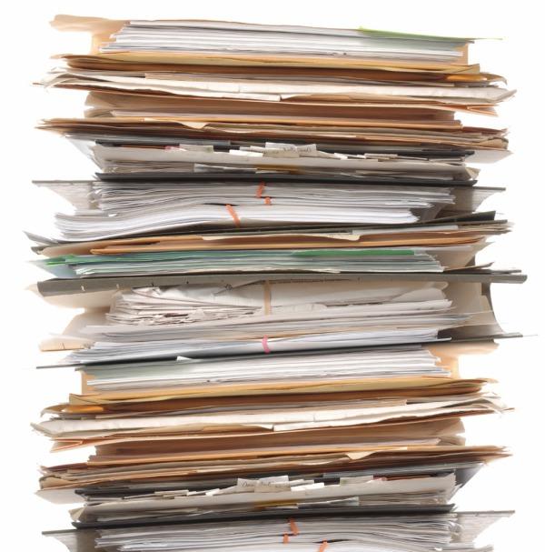 Envío de documentación laboral